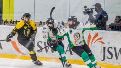 Photo of Hokej. JKH GKS Jastrzębie w finale. Cracovia bliżej awansu