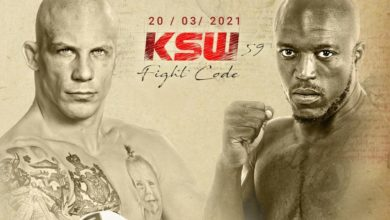 """Photo of MMA. Damian Janikowski zmierzy się z """"The Assassin"""" na KSW 59"""