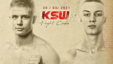 Photo of MMA. Cyprian Wieczorek vs Patryk Likus na KSW 59. Cała karta walk