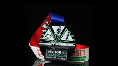 Photo of Indoor Triathlon Piaseczno w różnych skarpetkach