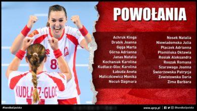 Photo of Piłka ręczna. Kadra narodowa kobiet na mecze z Czechami