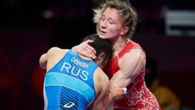 Photo of Mistrzostwa Europy 2021 w zapasach. Srebrny i brązowy medal dla biało-czerwonych