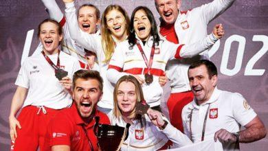 Photo of ME w zapasach. Biało-czerwoni zdobyli 9 medali. Kamil Wojciechowski srebrnym medalistą w grapplingu