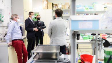 Photo of Walka z pandemią. 300 mln zł na wdrożenie technologii mRNA w Polsce