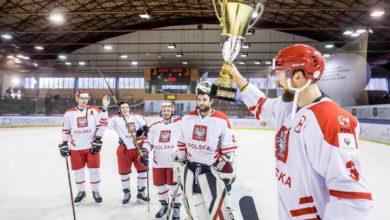 Photo of Hokej. Biało-czerwoni wygrali Turniej o Puchar Trójmorza