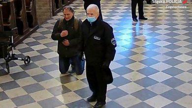 Photo of Częstochowa. Pobił pracownika Straży Jasnogórskiej. Jest poszukiwany [WIDEO]