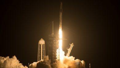 Photo of Astronauci NASA SpaceX Crew-2 udali się na Międzynarodową Stację Kosmiczną
