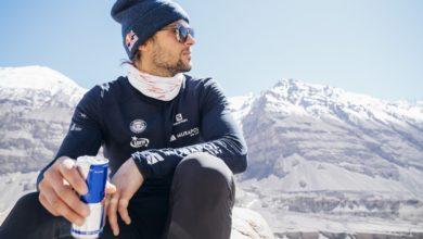 Photo of Andrzej Bargiel atakuje szczyt Yawash Sar II. Potem zjedzie na nartach