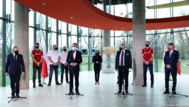 Photo of 100 dni do Tokio. Polscy sportowcy zostaną zaszczepieni przed IO i Euro 2021