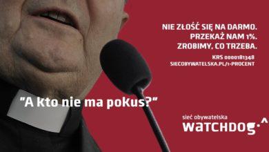 Photo of Watchdog walczy z Fundacją Lux Veritatis w sądzie. Tadeusz Rydzyk wciąż bezkarny