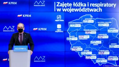 Photo of Koronawirus w Polsce. Obowiązujące zasady bezpieczeństwa przedłużone!