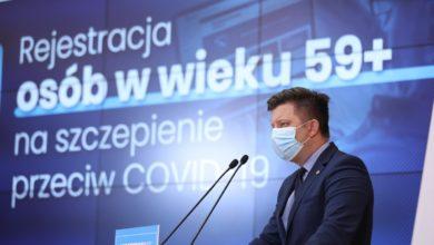 Photo of Ruszyła rejestracja na szczepienie przeciw COVID-19 dla 59-latków