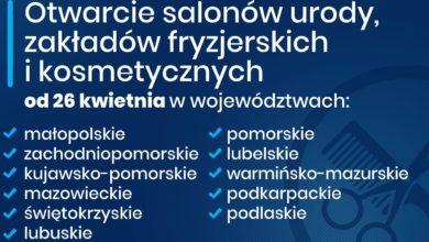 Photo of Rząd łagodzi obostrzenia w 11 województwach: nauczanie hybrydowe, otwarte salony fryzjerskie