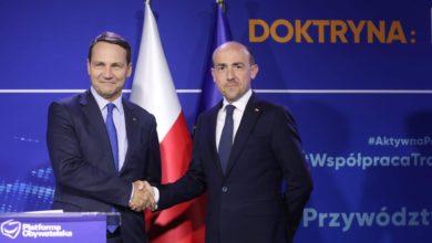 """Photo of Program Platformy Obywatelskiej dot. polityki zagranicznej """"Bezpieczna Polska"""". """"Odzyskamy należne nam miejsce w UE"""""""