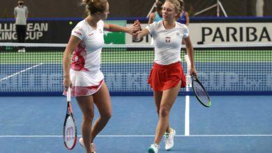 Photo of Billie Jean King Cup. Polska wygrała z Brazylią. Tenisistki zagrają o prawo gry w finałowym turnieju