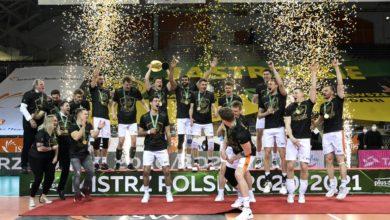 Photo of Siatkówka. Jastrzębski Węgiel mistrzem Polski sezonu 2020/2021