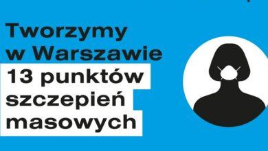 """Photo of """"Warszawa szczepi"""" w… metrze – największy miejski program szczepień masowych w Polsce"""