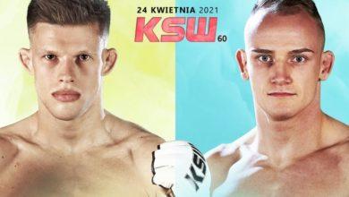 Photo of MMA. Dwóch młodych zawodników wagi koguciej na KSW 60