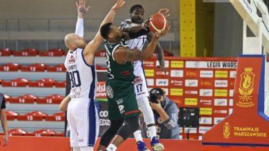 Photo of Play-off Energa Basket Ligi. Legia Warszawa bliżej półfinału