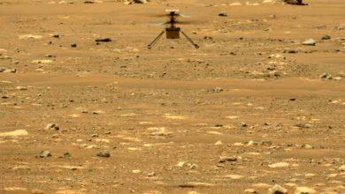 Photo of NASA. Łazik Perseverance wytworzył tlen z atmosfery Czerwonej Planety. Drugi lot helikoptera na Marsie