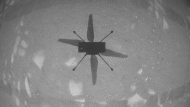 Photo of NASA – misja Mars. Historyczny lot helikoptera Ingenuity nad powierzchnią Czerwonej Planety