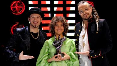 "Photo of Sara Egwu-James ""Polska Whitney Houston"" wygrała ""The Voice Kids 4"""