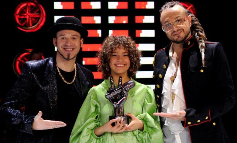 """Photo of Sara Egwu-James """"Polska Whitney Houston"""" wygrała """"The Voice Kids 4"""""""