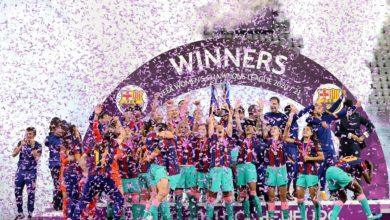 Photo of Barcelona najlepsza w Lidze Mistrzów kobiet. Hiszpańskie zawodniczki rozgromiły Chelsea