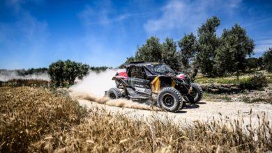 """Photo of Andalucia Rally 2021: sześć """"rolek"""" i cztery podia Domżały. Nasser Al-Attiyah pierwszy"""