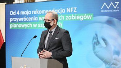 Photo of Polska. Potwierdzono dwa ogniska związane z indyjską mutacją koronawirusa