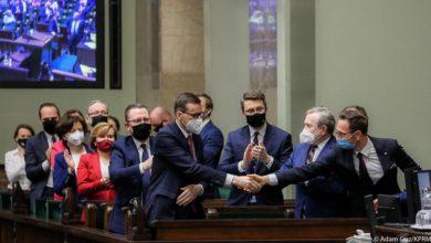 Photo of Krajowy Plan Odbudowy ratyfikowany przez Sejm. 770 mld zł z budżetu UE dla Polski