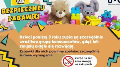 """Photo of """"Tak bezpiecznej zabawCE"""". Kontrola bezpieczeństwa importowanych zabawek. Porady i efekty działań"""