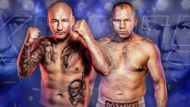 Photo of Knockout Boxing Night 15 w Rzeszowie. Łukasz Różański znokautował Artura Szpilkę