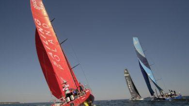 Photo of The Ocean Race Europe Prologue. Trwa wyścig pełnomorski. Załoga Sailing Poland w Sztokholmie