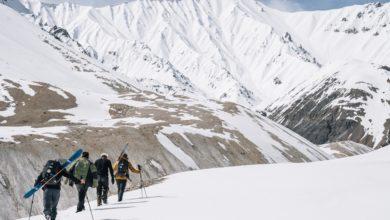 Photo of Ekspedycja trwa. Andrzej Bargiel w drodze na kolejny szczyt w Karakorum. Laila Peak czeka