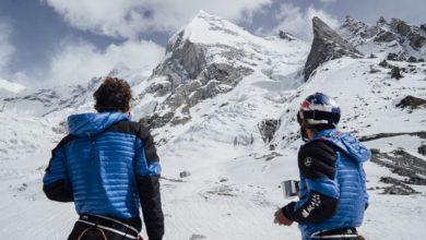 Photo of Karakorum. Andrzej Bargiel zdobył szczyt Laila Peak. Pierwsze zdjęcia i film ze zjazdu na nartach