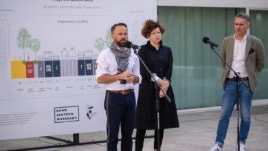 Photo of Nowe Centrum Warszawy. Zielone Aleje Jerozolimskie – lepsze życie