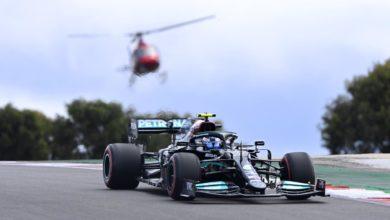 Photo of F1. GP Portugalii. Lewis Hamilton znowu pierwszy