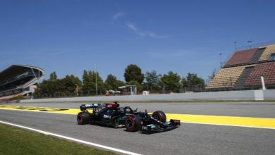 Photo of F1. GP Hiszpanii. Zwycięstwo Hamiltona po długiej walce z Verstappenem