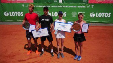 Photo of PZT Polish Tour. Kamil Gajewski i Julia Oczachowska wygrali w Gdańsku