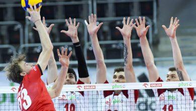 Photo of Łódź. Polscy siatkarze grają z Belgią