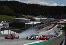 Photo of European Le Mans Series. Robert Kubica ponownie na najwyższym stopniu podium!
