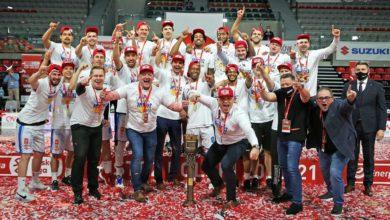 Photo of Polska Liga Koszykówki. Arged BMSlam Stal Ostrów Wielkopolski mistrzem Polski