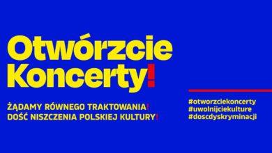 """Photo of Protest artystów. Otwórzcie koncerty! """"Polska krajem absurdu!"""""""