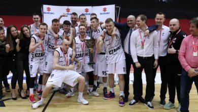 Photo of Koszykówka. Grupa Sierleccy-Czarni wygrała 1 Ligę Mężczyzn