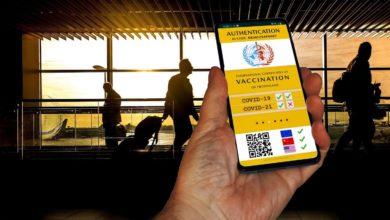 Photo of Podróże z unijnym certyfikatem cyfrowym Covid