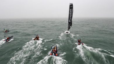 Photo of The Ocean Race Europe Prologue Gdynia. Wyścig legendarnych jachtów