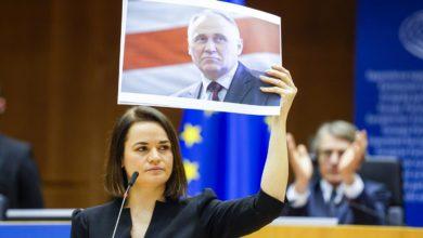 Photo of Parlament Europejski wzywa do zwiększenia sankcji wobec Białorusi po porwaniu samolotu