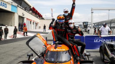 Photo of ELMS. Wygrana G-Drive Racing. Kara dla zespołu Roberta Kubicy