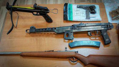 Photo of CBŚP – przejęto 286 sztuk broni. Rynek nielegalnego handlu bronią rozbity